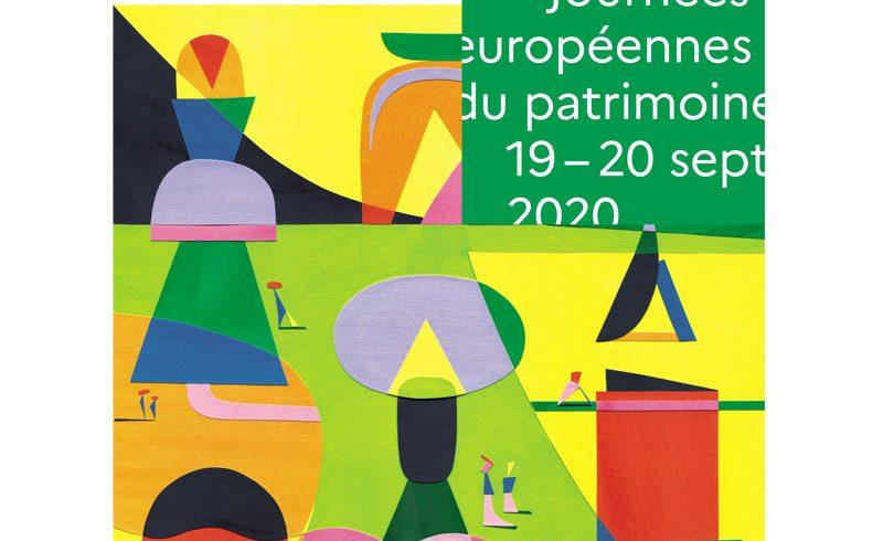 Journées Européennes du Patrimoine 2020 : visite guidée au jardin !