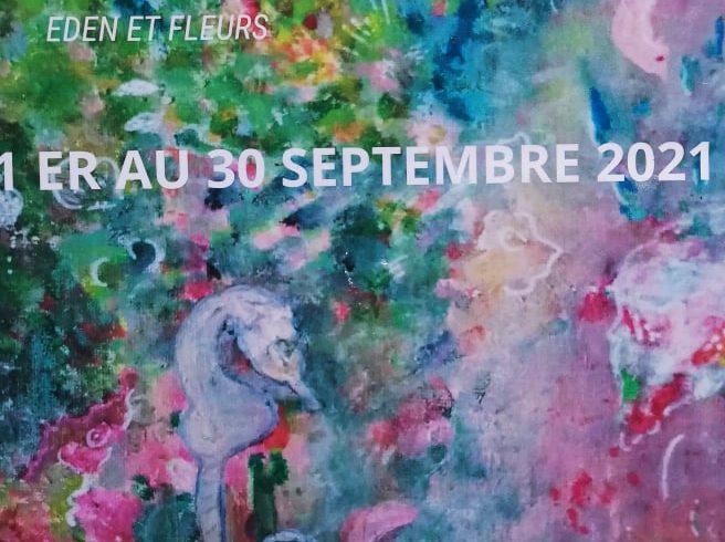Expo peinture- GUILPI -Du 1er au 30 septembre 2021